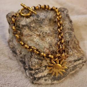 Jewelry - Hope & Sun bracelet
